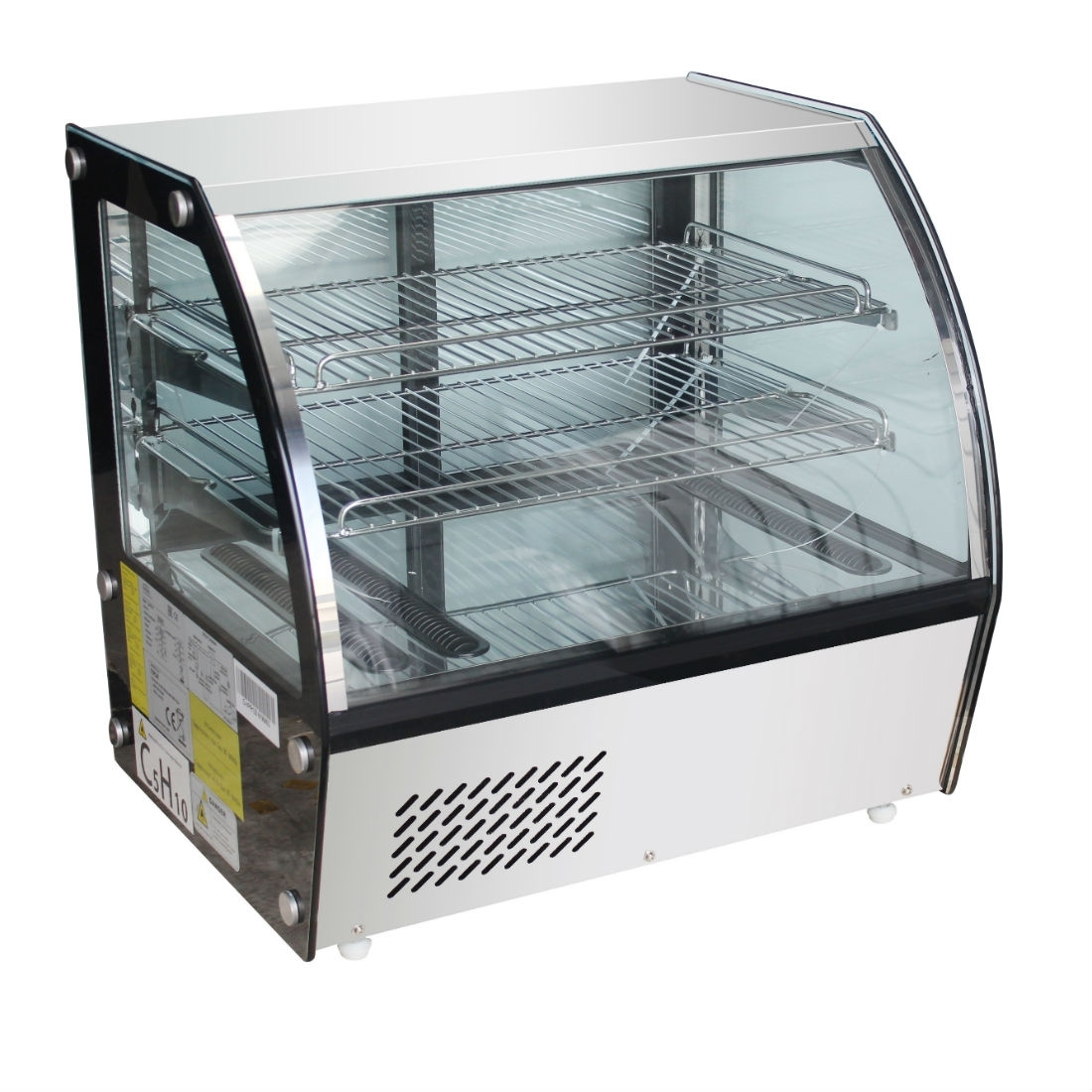 HTR160N - Chilled Counter-Top Food Display