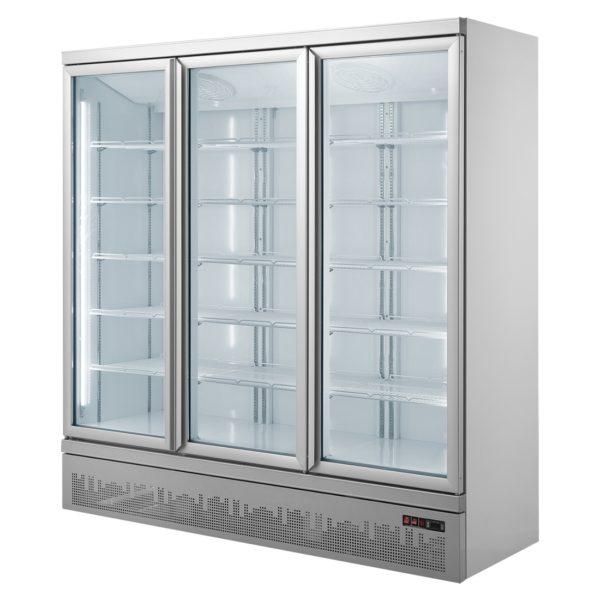 Upright drink fridges