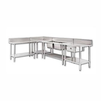 Stainless Steel & Storage